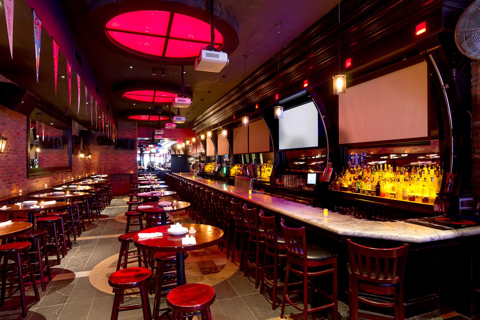 Bar in lesbischen New York